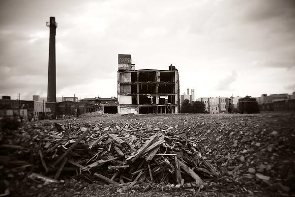 Deconstruction for Progress---Philadelphia, PA