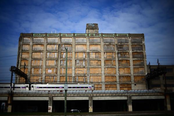 SEPTA Train---Philadelphia, PA