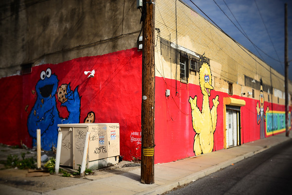Cookie Monster & Friends---Philadelphia, PA