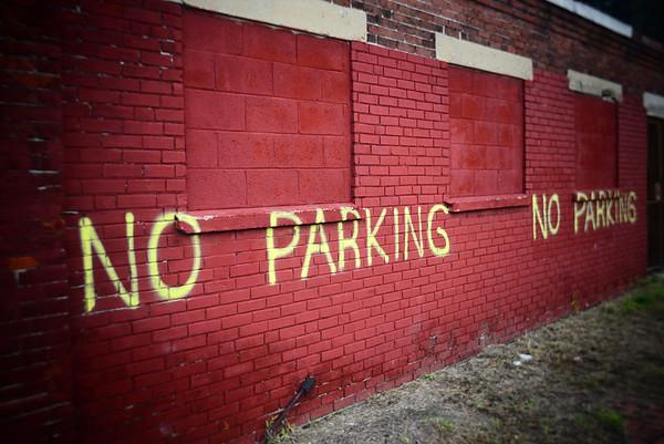 No Parking---Philadelphia, PA