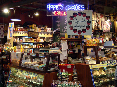 Hope's Cookies at Reading Terminal Market