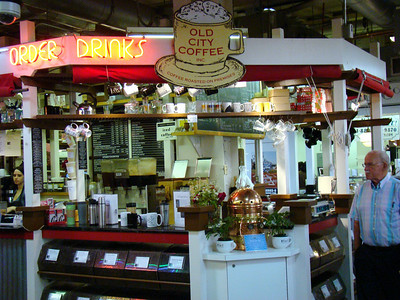 Old City Coffee in Reading Terminal