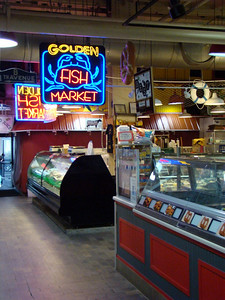 Golden Fish Market