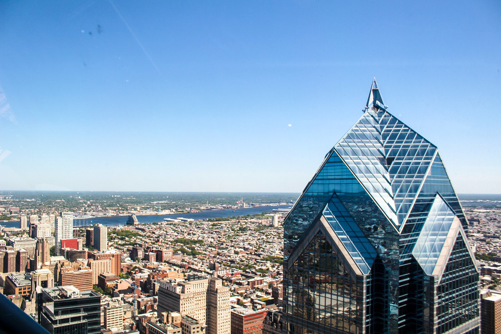 philadelphia visitors guide: gorgeous views of philly