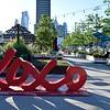XOXO Letters in Philadelphia
