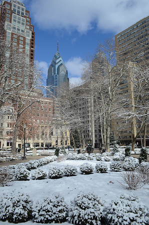 Rittenhouse Square, Philadelphi