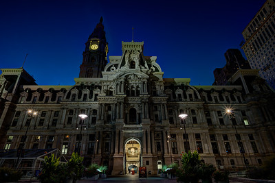 City Hall Philadelphia