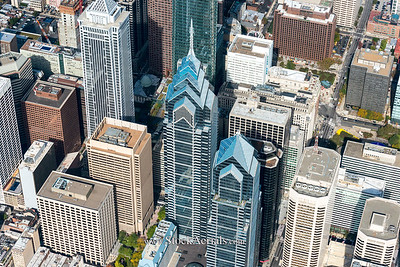 Aerial Photography of Philadelphia PA
