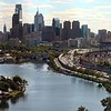 Center City Pano Aerial View