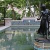 Sculptor at Rittenhouse Square
