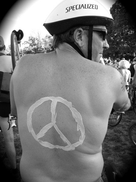 Bike Naked Philly 2010