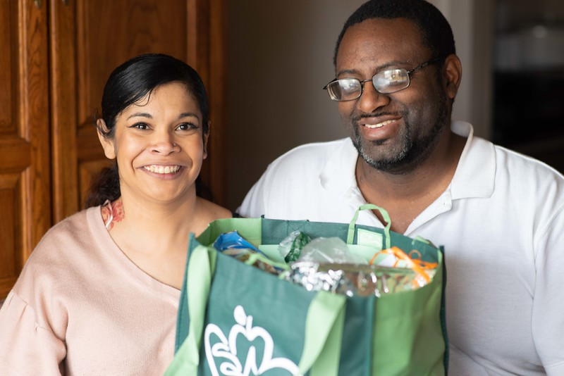 Julie and Lorenzo, previously in shelter, moved with their 3 teenagers in an apartment in Greenbelt, MD, in September 2018.  They are very happy to celebrate Thanksgiving at home thanks to Friendship Place.