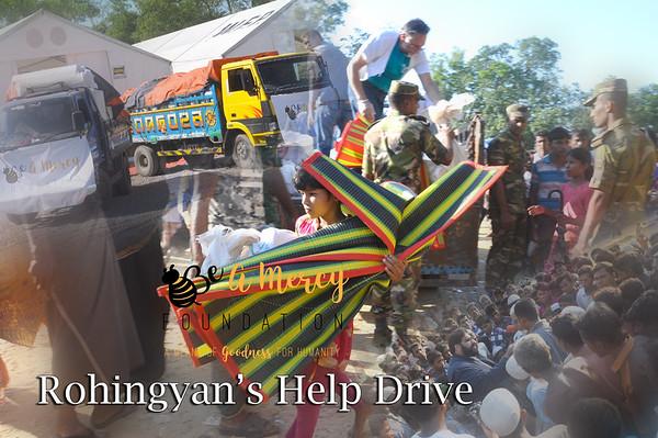 Rohingyan's Help Drive