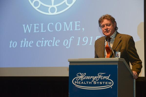 Circle of 1915 Reception 2014