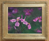 Artist: Larissa Nikoriak<br /> Title: Purple Wild Flowers<br /> Medium: Oil on Canvas