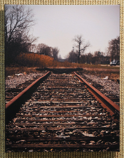 Artist: Chris Lopez<br /> Title: End of the Line<br /> Medium: Photography