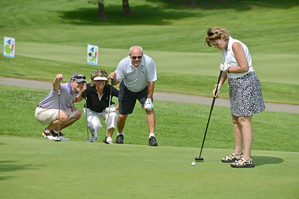 HFHS Golf Outing at Rush Lake 2014