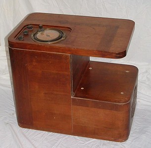 Philco 38-7CS Restoration