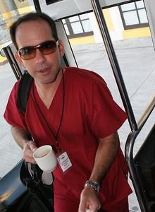 Kameron Slaten, veteran anesthesiologist