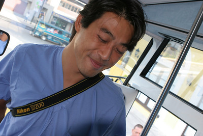 Shim Ching, veteran plastic surgeon and member of the AMM board