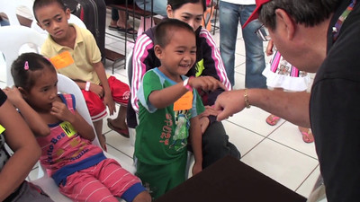 Here's the video of our March, 2012, surgical mission to the town of Bacolod-Silay in the Philippines.
