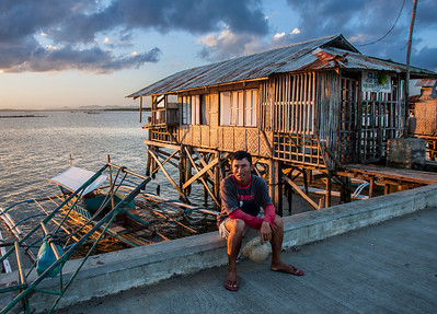 The dock, Talibon