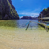 El Nido, on the island of Palawan.