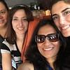 Julie, Lorraine, Sita, Shirin, by Lorraine