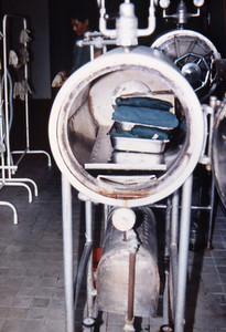 The autoclave.