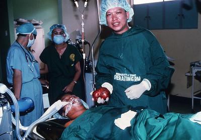 Cebu: the hospital