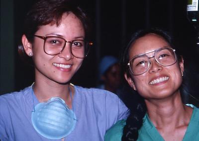 Esther and Naomi.