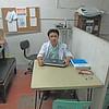 Sachin Shris' office at Vicente Sotto city hospital, Cebu City