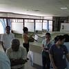 South General Doctor's Hospital surgical ward, left
