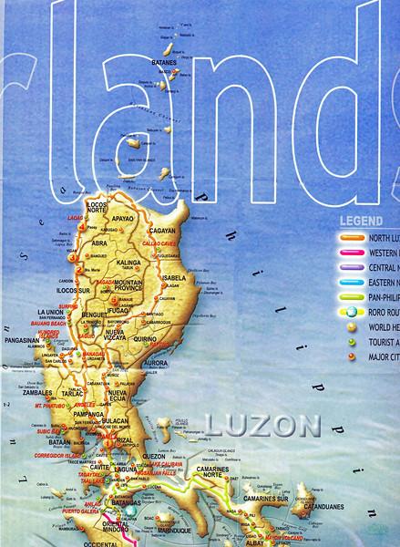 Northern Luzon, Philippines