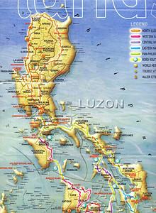 Luzon, main island, Philippines