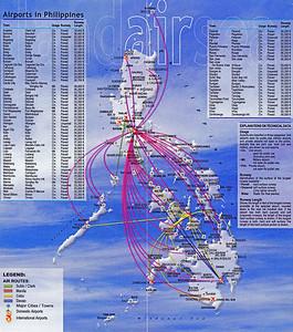 PAL flights around the Philippines
