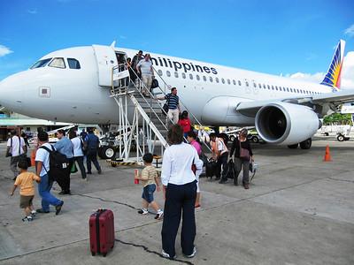 Arrival Tagbilaran