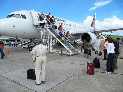 Talibon09 touring exit plane