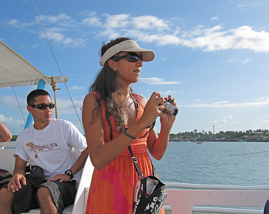 Talibon09 touring sonia boat