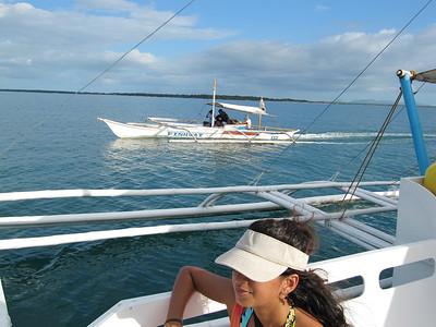 Talibon09 touring escort boat