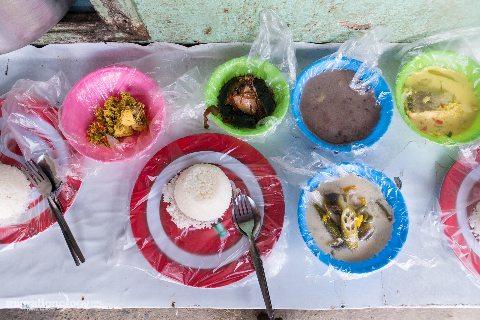 Filipino street food