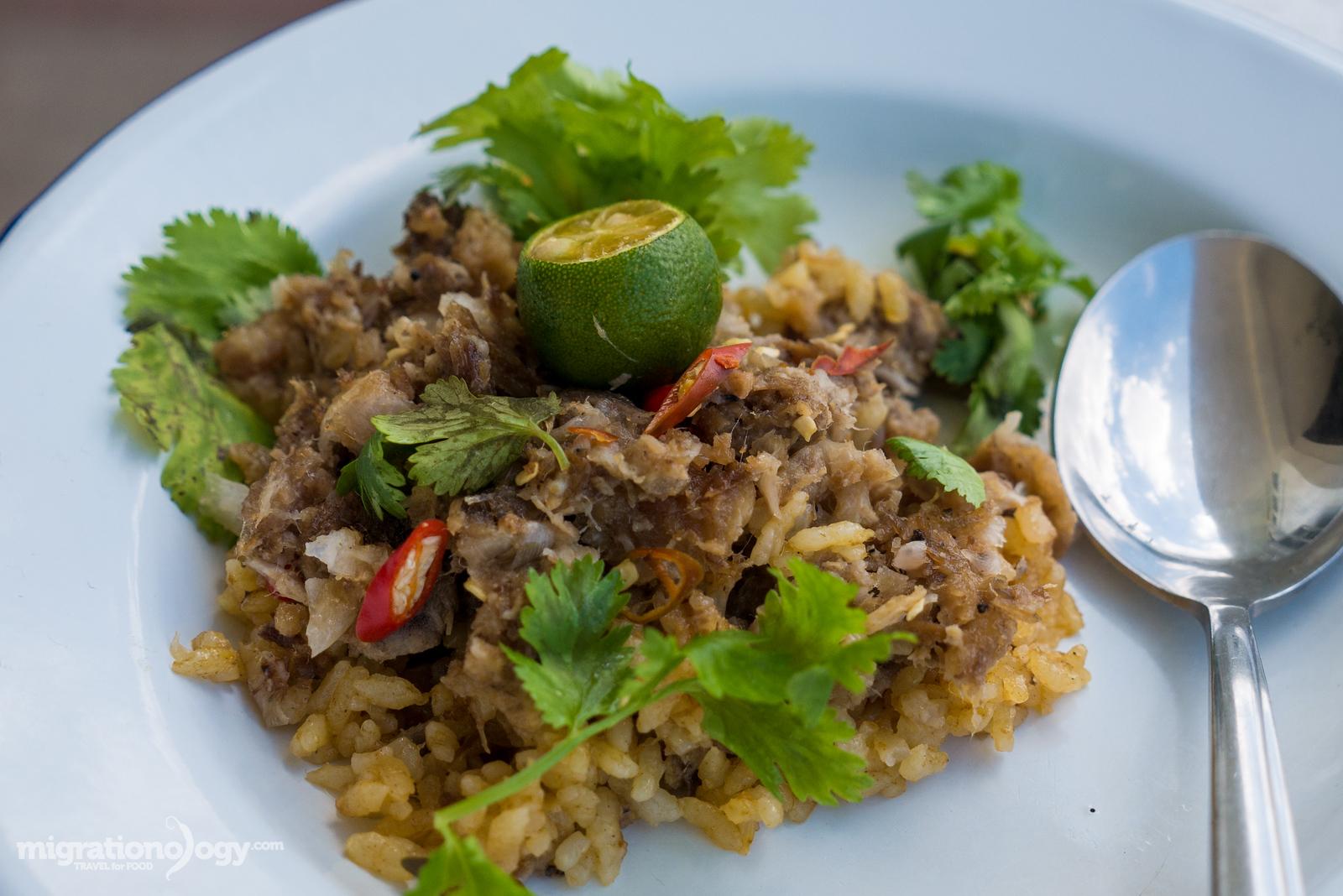 Filipino modern food