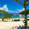 Beach scene @ Tugawe Cove Resort, Caramoan