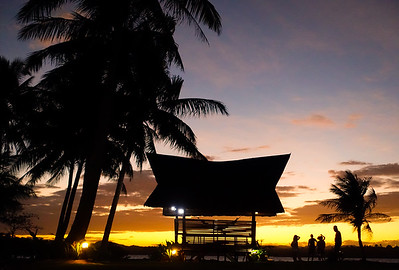 Sunset Beach hut - Siargao island