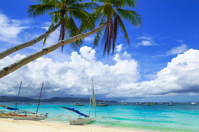 A perfect day in Boracay