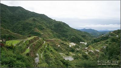 Banaue Rice Terraces, Banaue Philippines