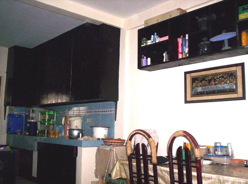 Lilia Pascual's home