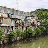 Shantytown of Manila
