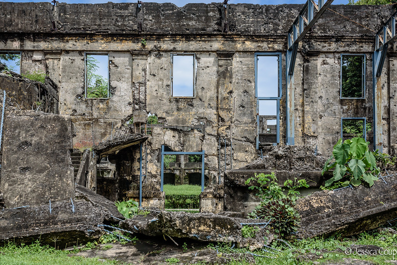 Movie Theatre Ruins