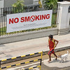 Run, No Smoking
